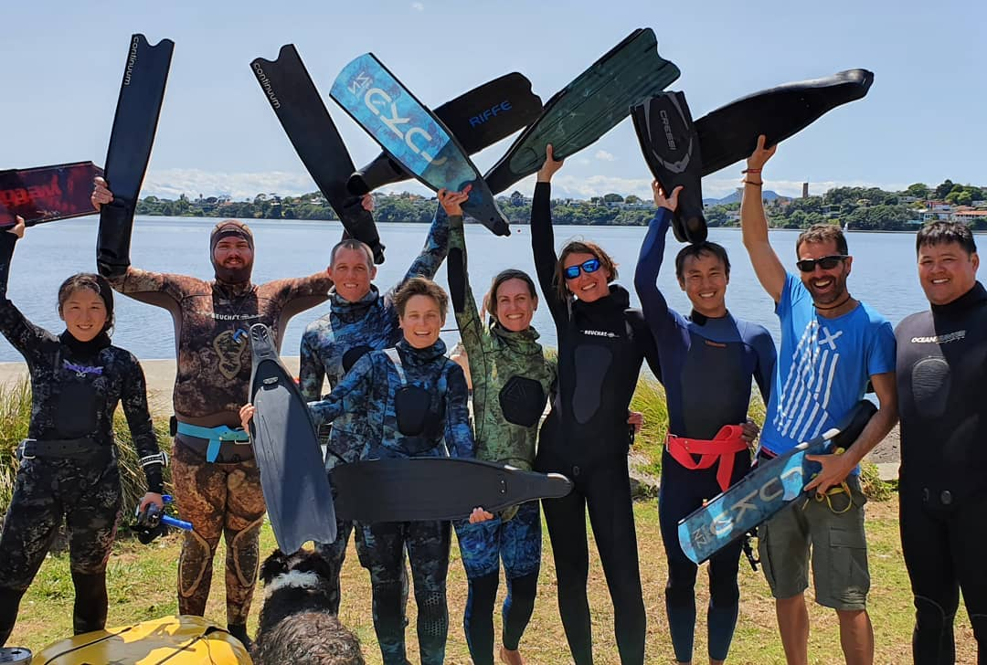 Cancelled AIDA 2 Star Course - Auckland Freediving