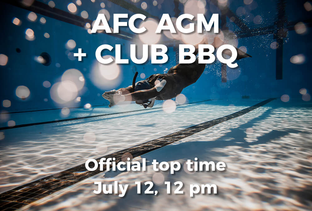 AGM, BBQ and feedback form