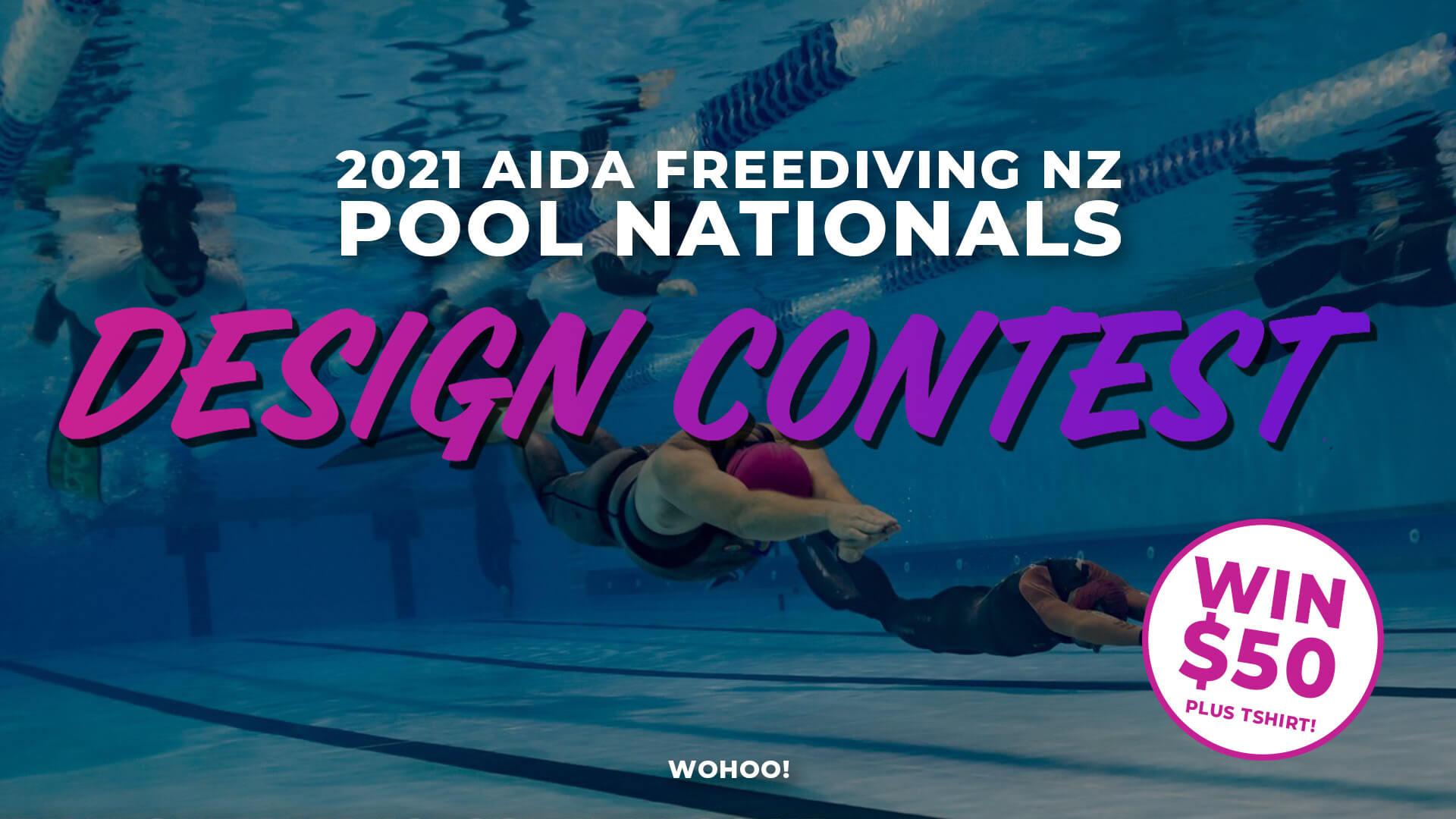 2021 Pool Nationals Design Contest
