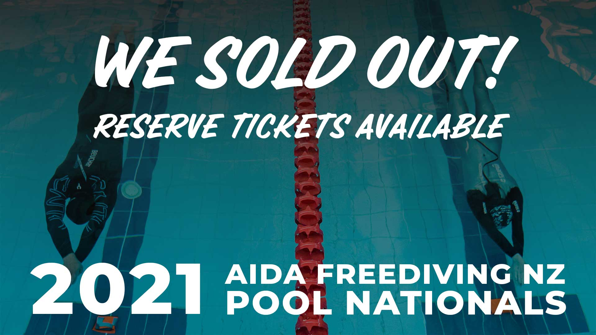 Pool Nationals 2021 SOLD OUT – Reserve tickets available
