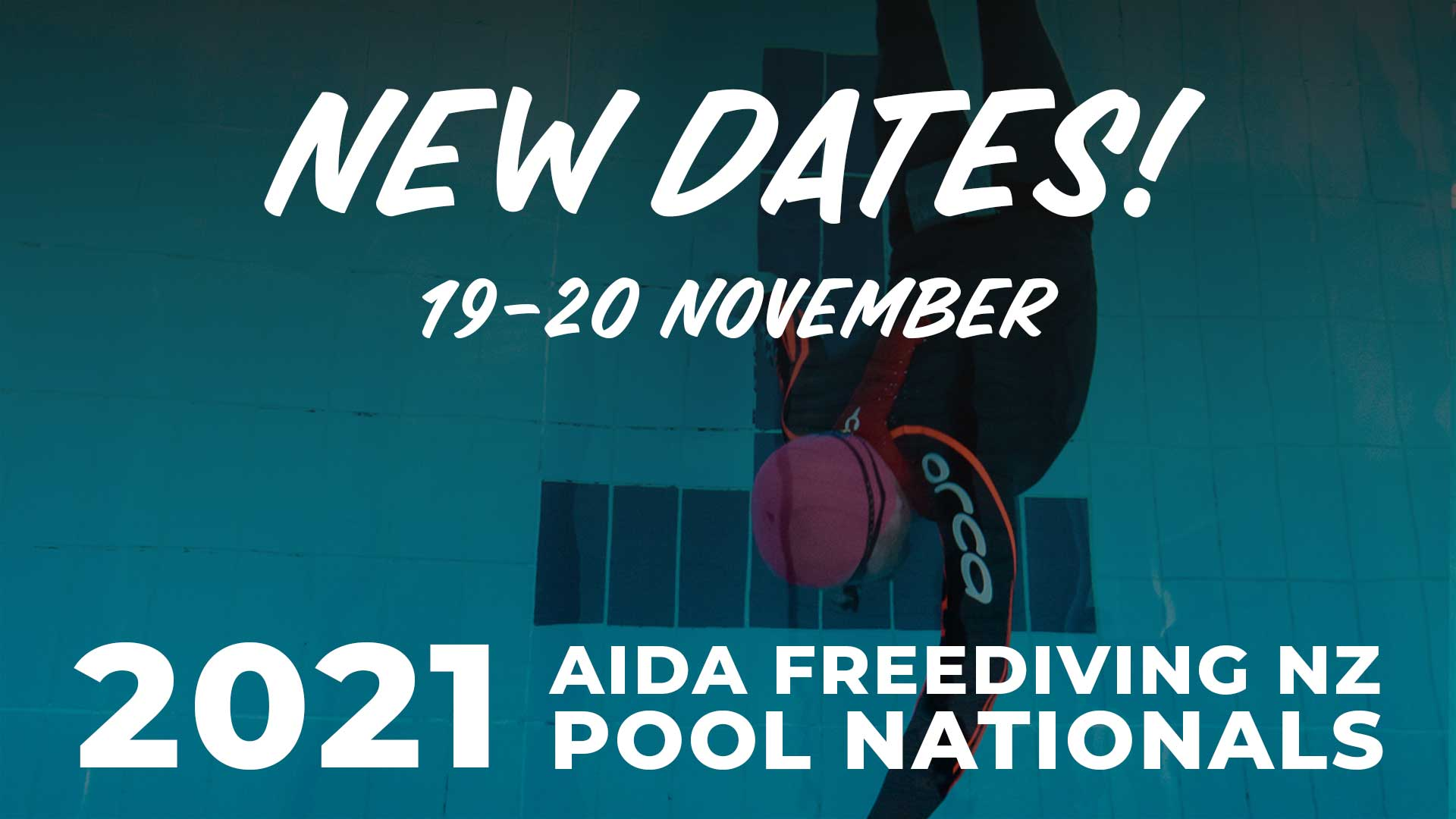 New dates for the Pool Nats 2021!